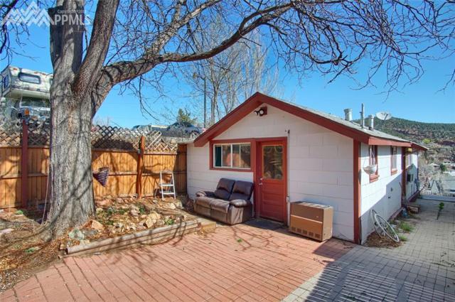 823 Prospect Place, Manitou Springs, CO 80829 (#7894901) :: The Treasure Davis Team