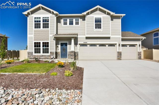 10808 Hidden Prairie Parkway, Fountain, CO 80817 (#7897905) :: CC Signature Group