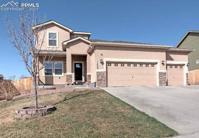 7688 Bonterra Lane, Colorado Springs, CO 80925 (#7899791) :: The Gold Medal Team with RE/MAX Properties, Inc