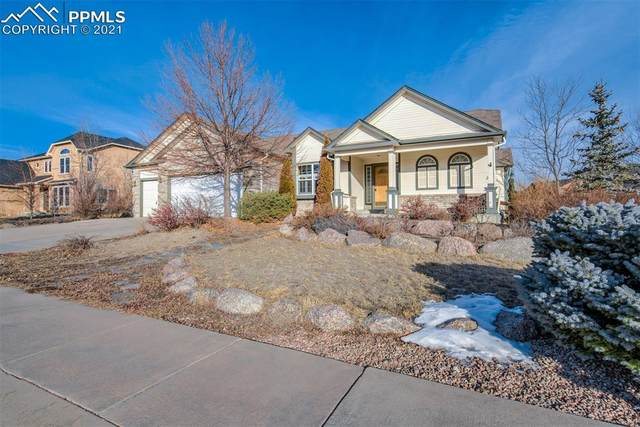 15671 Split Creek Drive, Monument, CO 80132 (#7899802) :: CC Signature Group