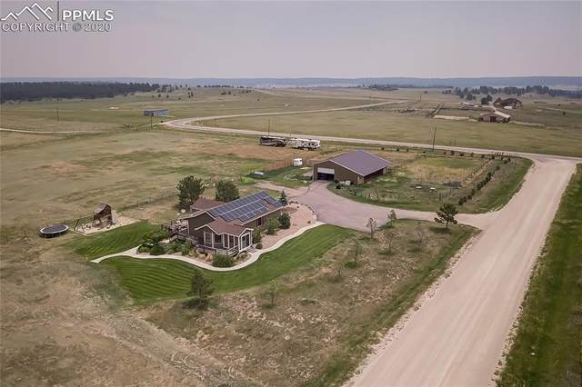 1589 Bluebird Trail, Elizabeth, CO 80107 (#7900796) :: Finch & Gable Real Estate Co.