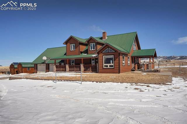 TBD L1 Howe Road, Westcliffe, CO 81252 (#7903425) :: The Treasure Davis Team