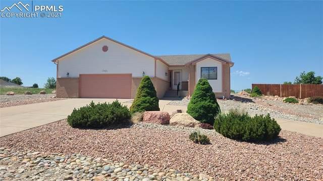 741 S Legend Lane, Pueblo West, CO 81007 (#7909503) :: Action Team Realty