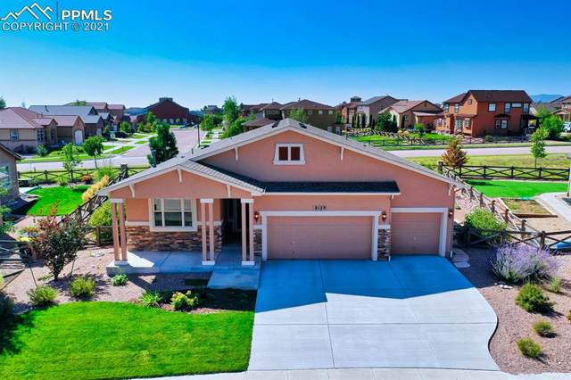 8129 Foxtail Pine Place, Colorado Springs, CO 80927 (#7909972) :: The Kibler Group