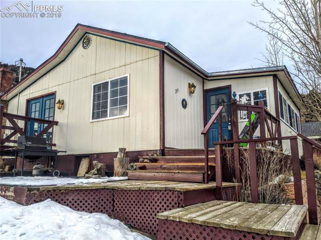 215 N 5th Street, Victor, CO 80860 (#7910308) :: The Dixon Group