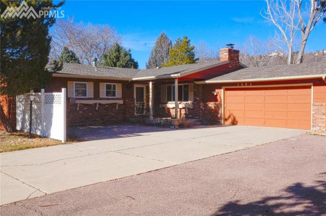 2604 Flintridge Drive, Colorado Springs, CO 80918 (#7916727) :: The Hunstiger Team