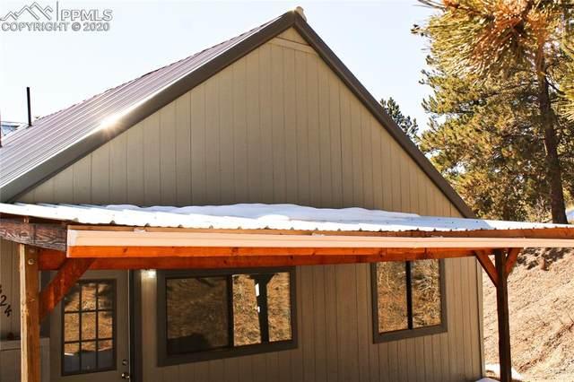 324 Dandy Jim Drive, Cripple Creek, CO 80860 (#7917098) :: 8z Real Estate