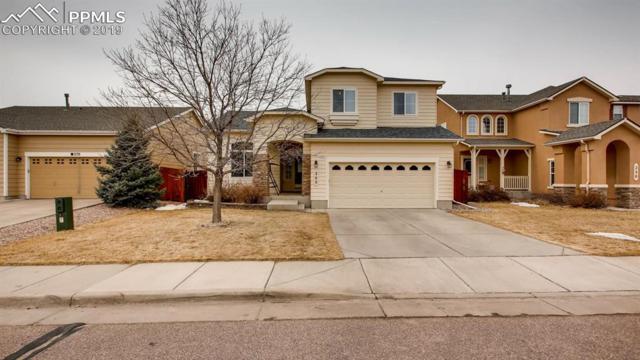 260 Avocet Loop, Colorado Springs, CO 80921 (#7917317) :: The Peak Properties Group