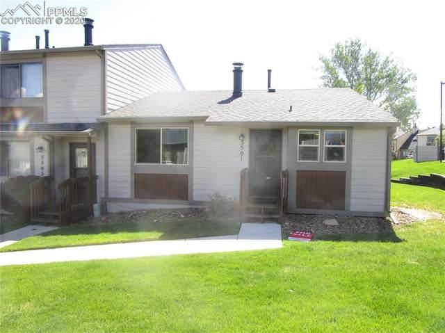 5501 Mansfield Court, Colorado Springs, CO 80918 (#7919790) :: Colorado Home Finder Realty