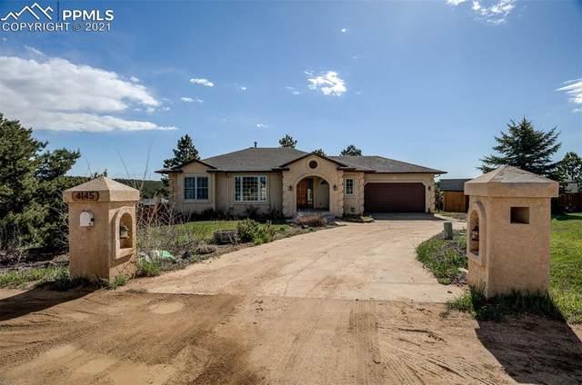 4145 Sudbury Road, Colorado Springs, CO 80908 (#7921001) :: Tommy Daly Home Team