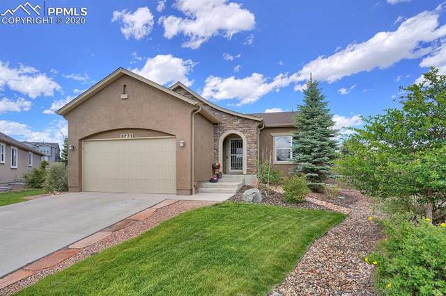 9971 San Luis Park Court, Colorado Springs, CO 80924 (#7929015) :: Tommy Daly Home Team