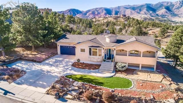1410 Big Valley Drive, Colorado Springs, CO 80919 (#7929765) :: Compass Colorado Realty