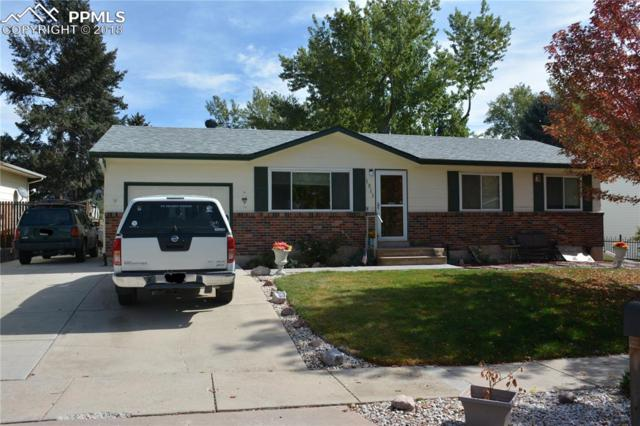 1311 Lewis Lane, Colorado Springs, CO 80915 (#7930316) :: Jason Daniels & Associates at RE/MAX Millennium