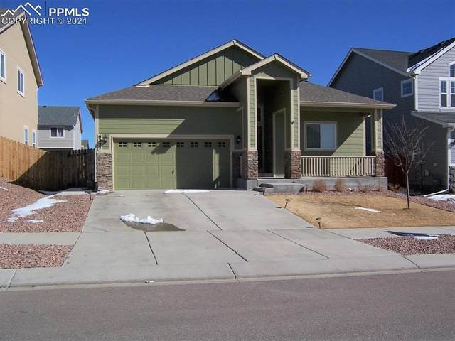 6521 Edmondstown Drive, Colorado Springs, CO 80923 (#7930440) :: The Cutting Edge, Realtors