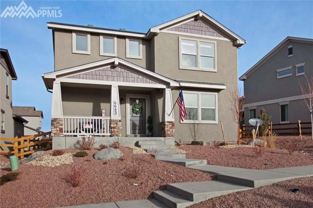 6643 Lucky Star Lane, Colorado Springs, CO 80923 (#7933256) :: RE/MAX Advantage