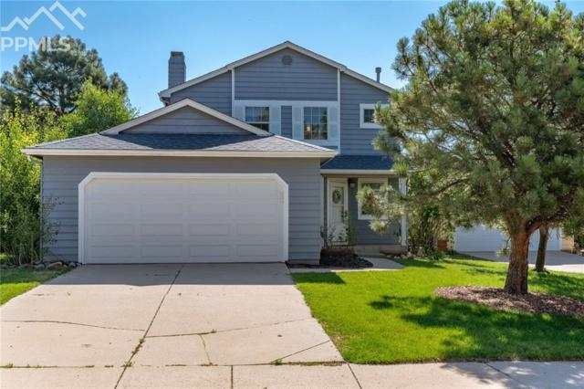 6031 Wisteria Drive, Colorado Springs, CO 80919 (#7935994) :: The Treasure Davis Team