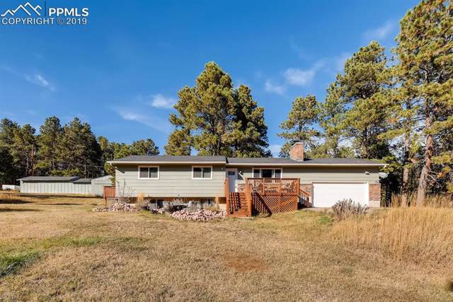 8555 Lakeview Drive, Colorado Springs, CO 80908 (#7941317) :: The Kibler Group