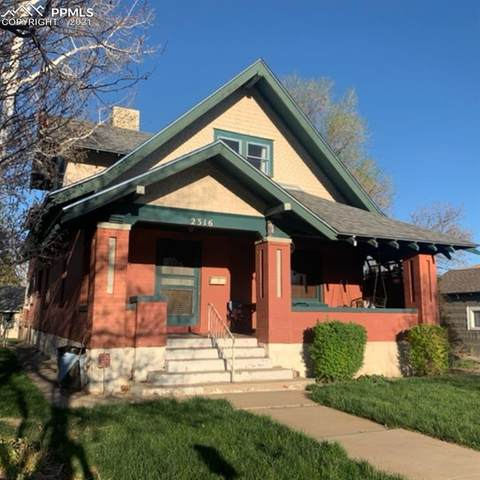 2316 West Street, Pueblo, CO 81003 (#7945160) :: Hudson Stonegate Team