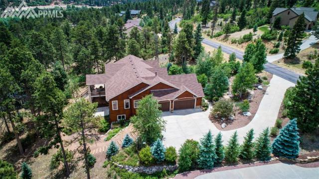 8470 Aspenglow Lane, Cascade, CO 80809 (#7945381) :: The Dunfee Group - Keller Williams Partners Realty
