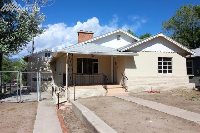 1116 Bonfoy Avenue, Colorado Springs, CO 80909 (#7949084) :: The Hunstiger Team