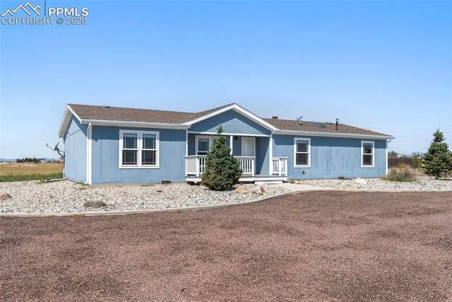 9740 Horseback Trail, Peyton, CO 80831 (#7950547) :: 8z Real Estate