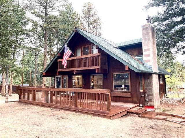 608 W Lake Avenue, Woodland Park, CO 80863 (#7951214) :: 8z Real Estate