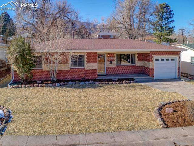 1618 Marquita Avenue, Colorado Springs, CO 80905 (#7953167) :: The Treasure Davis Team