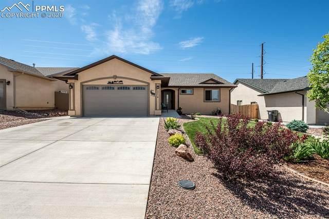 2214 Crestwood Lane, Pueblo, CO 81008 (#7955267) :: Finch & Gable Real Estate Co.