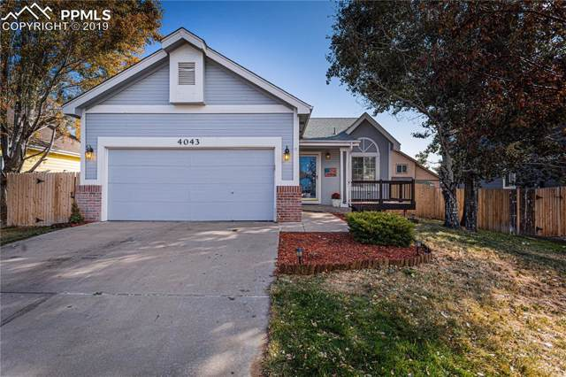 4043 Anvil Drive, Colorado Springs, CO 80925 (#7955397) :: The Kibler Group