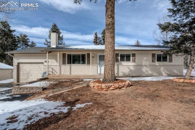 138 Rolling Park Drive, Woodland Park, CO 80863 (#7956521) :: The Peak Properties Group