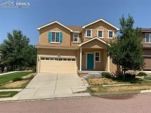 11505 Wildwood Ridge Drive, Colorado Springs, CO 80921 (#7956580) :: The Treasure Davis Team | eXp Realty