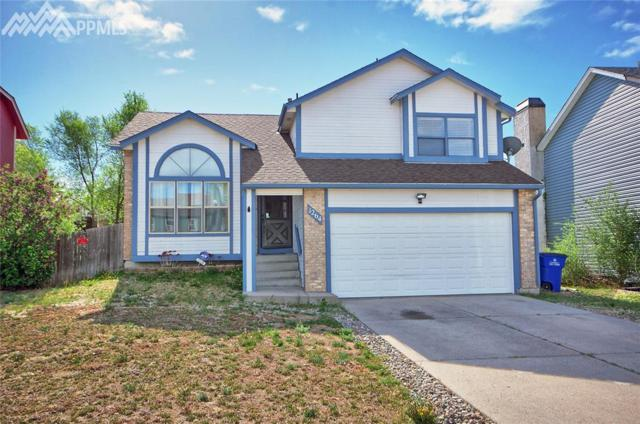 1264 Piros Drive, Colorado Springs, CO 80922 (#7958783) :: The Treasure Davis Team