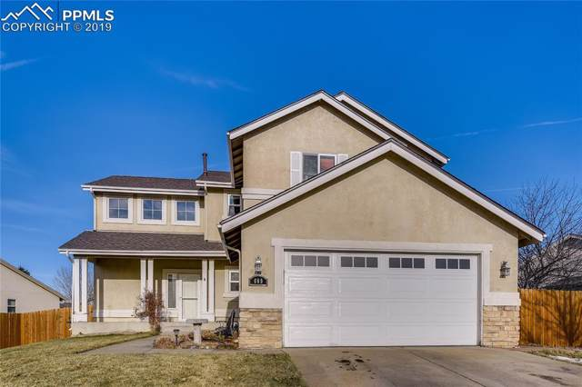 689 Sand Creek Drive, Colorado Springs, CO 80916 (#7958916) :: The Kibler Group