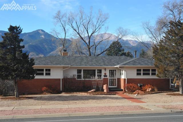 706 N 30th Street, Colorado Springs, CO 80904 (#7962974) :: The Peak Properties Group
