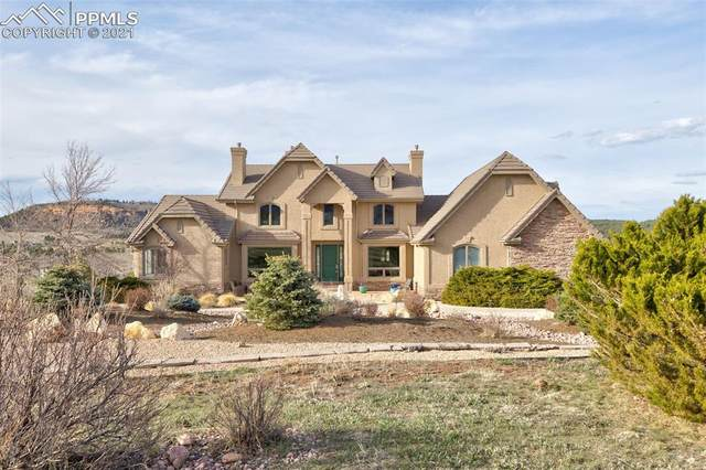 617 Forest View Court, Palmer Lake, CO 80133 (#7963239) :: The Harling Team @ HomeSmart
