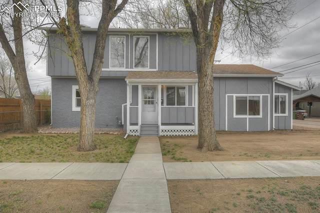 114 E Harrison Street, Colorado Springs, CO 80907 (#7968037) :: The Kibler Group