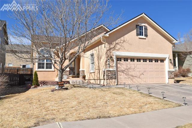 6452 Shimmering Creek Drive, Colorado Springs, CO 80923 (#7970540) :: RE/MAX Advantage
