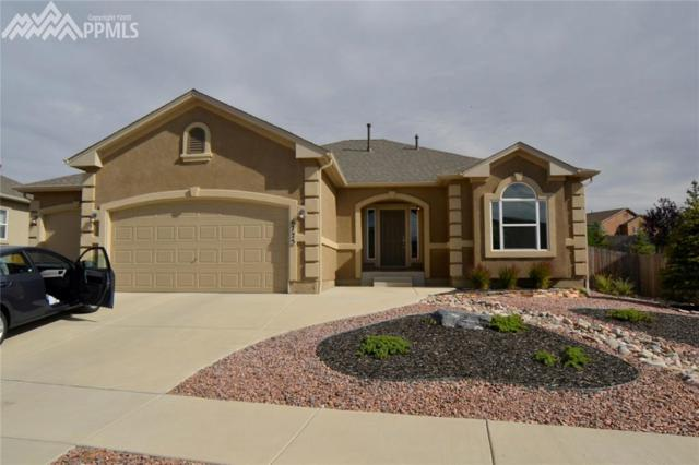 6725 Mustang Rim Drive, Colorado Springs, CO 80923 (#7971800) :: The Hunstiger Team