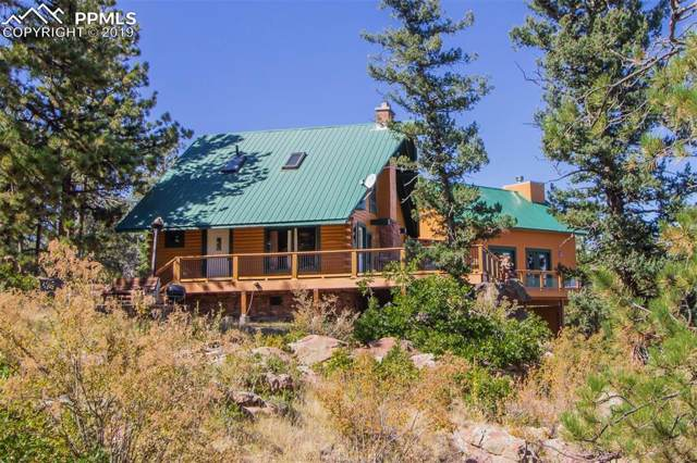 294 Cheyenne Road, Florissant, CO 80816 (#7972605) :: Perfect Properties powered by HomeTrackR