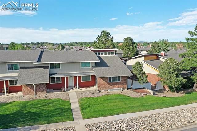 376 W Rockrimmon Boulevard H, Colorado Springs, CO 80919 (#7974502) :: The Treasure Davis Team