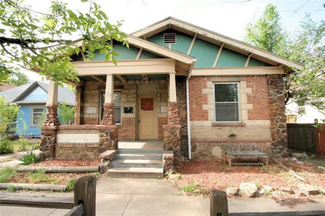 705 E Platte Avenue, Colorado Springs, CO 80903 (#7978219) :: Jason Daniels & Associates at RE/MAX Millennium