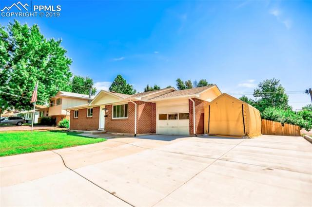 3422 Greenwood Circle, Colorado Springs, CO 80910 (#7979906) :: Tommy Daly Home Team