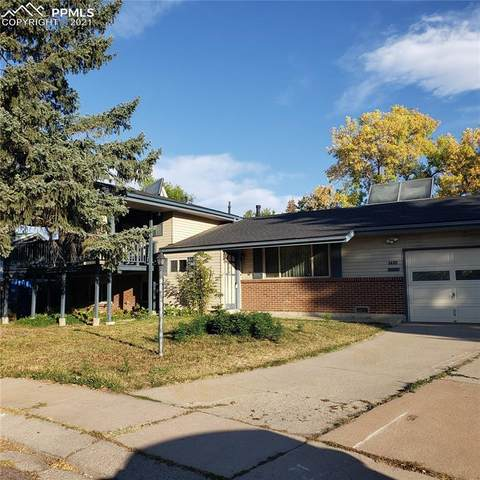 1422 Coronado Drive, Colorado Springs, CO 80910 (#7980286) :: The Kibler Group