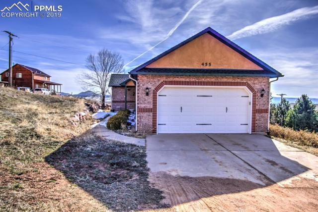 455 High Street, Palmer Lake, CO 80133 (#7984244) :: The Hunstiger Team