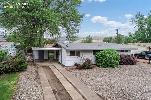 3304 N Prospect Street, Colorado Springs, CO 80907 (#7984899) :: CC Signature Group