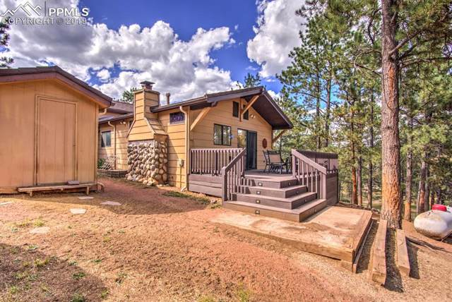 10251 County 1 Road, Florissant, CO 80816 (#7985339) :: Action Team Realty