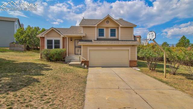 14640 River Oaks Drive, Colorado Springs, CO 80921 (#7986650) :: The Harling Team @ Homesmart Realty Group