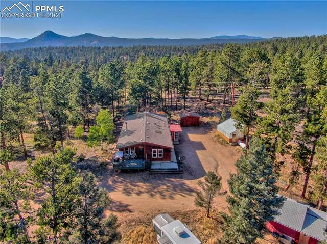902 Rangeview Road, Divide, CO 80814 (#7987045) :: Tommy Daly Home Team