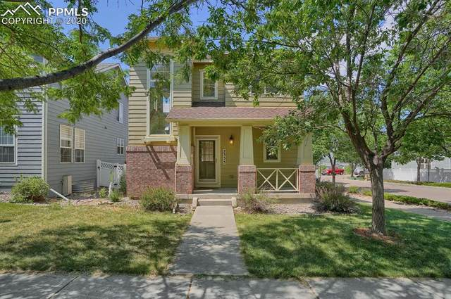 2355 St Paul Drive, Colorado Springs, CO 80910 (#7990161) :: Tommy Daly Home Team