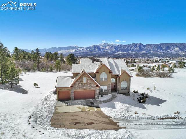 15665 Kingswood Drive, Colorado Springs, CO 80921 (#7990404) :: 8z Real Estate